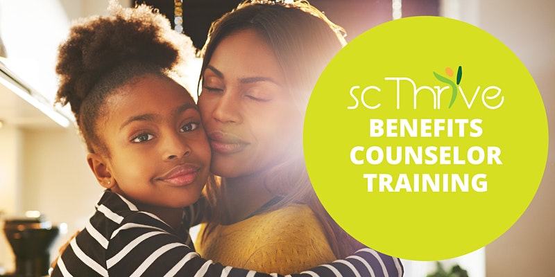 SC Thrive Benefits Counselor Training Allendale 2020